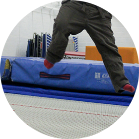 Disability Trampolining Sessions