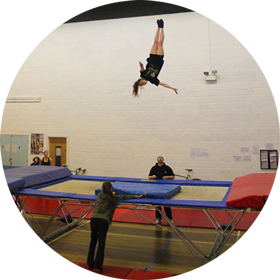 Holiday Trampolining and Gymnastics Sessions