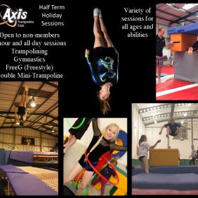 Axis Feb Half Term Holiday Sessions 2017