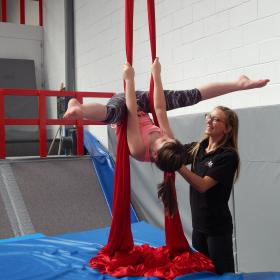 New range of Axis Circus Classes for 7yrs to adults
