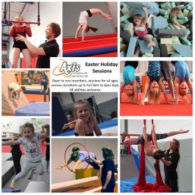 Easter Holiday Sessions 2018
