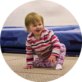Pre-school Trampolining & Gymnastics Sessions and Soft Play Sessions